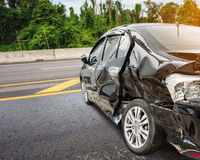 The Post Car crash Supports That You will Get