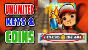 Metro Surfers - World Tour Hack - Unlimited Coin And Key
